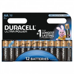 Duracell LR06/12BL Ultra Power