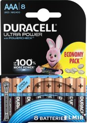 Duracell LR03/8BL Ultra Power