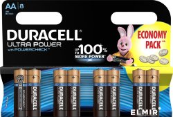 Duracell LR06/8BL Ultra Power