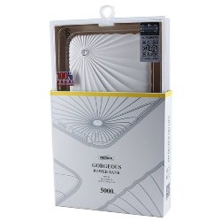 Внешнее ЗУ Power Bank REMAX Gorgeous 5000mAh RPP-26 белое