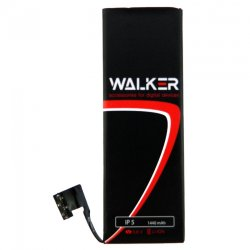 АКБ WALKER Apple iPhone 5 1440 mAh