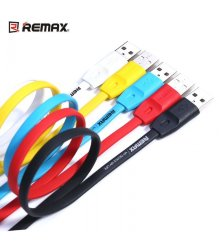Кабель USB - MicroUSB REMAX Full Speed RC-001m 1M белый