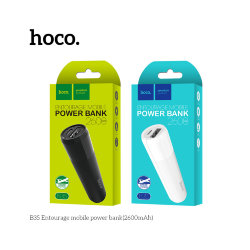 Внешнее ЗУ Power Bank HOCO B35 2600mAh черное