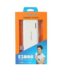 Внешнее ЗУ Power Bank Arun Y625 13000mAh белый