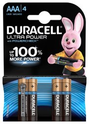 Duracell LR03/4BL Ultra Power