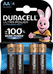 Duracell LR06/4BL Ultra Power