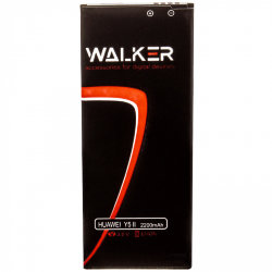 АКБ WALKER Huawei Y5 II/Honor 5A (HB4342A1RBC) 2200mAh