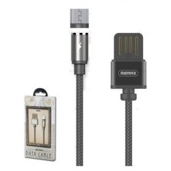 Кабель USB - MicroUSB REMAX Gravity RE-095m черный
