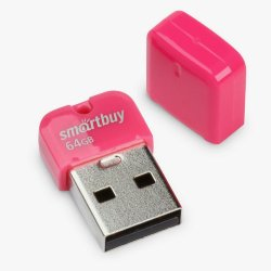 SmartBuy USB 64GB ART Pink