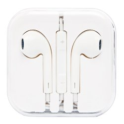 Гарнитура MP3 EaePods MD827ZM белая