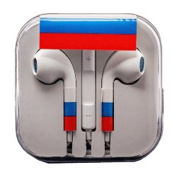Гарнитура MP3 EaePods MD827ZM Medium триколор